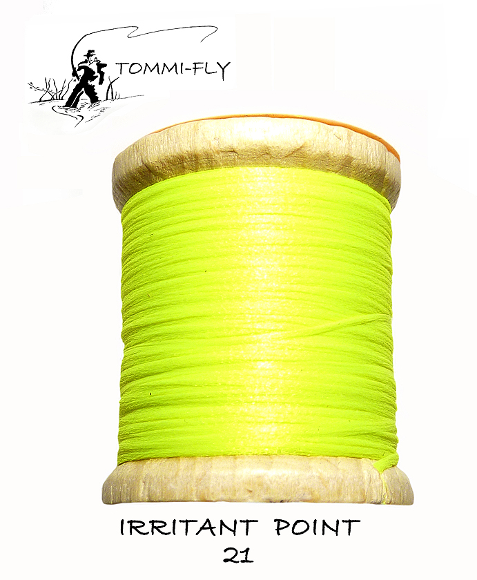 IRRITANT POINT - Fluo Yellow Green