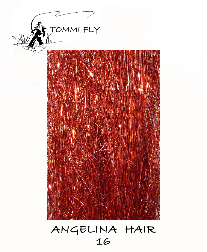 ANGELINA HAIR - Red