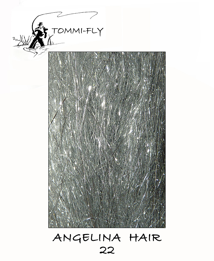 ANGELINA HAIR - Grey