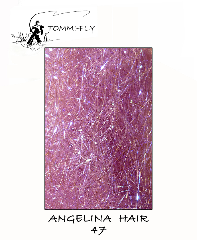 ANGELINA HAIR - Light Purple