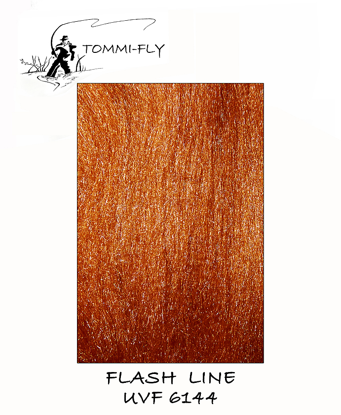 FLASH LINE UVF - Cinnamon