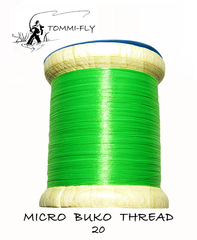 MICRO BUKO THREAD - Green
