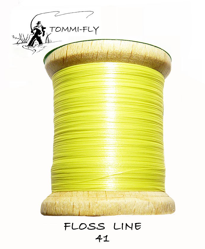 FLOSS LINE - Pastel Yellow