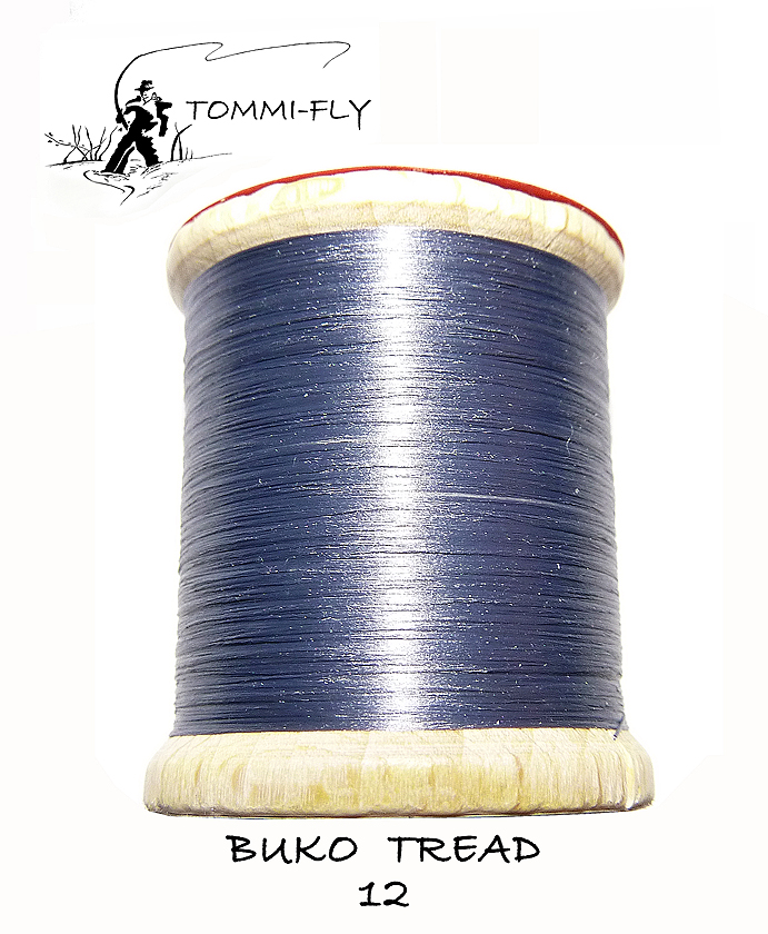BUKO THREAD - Dark Grey