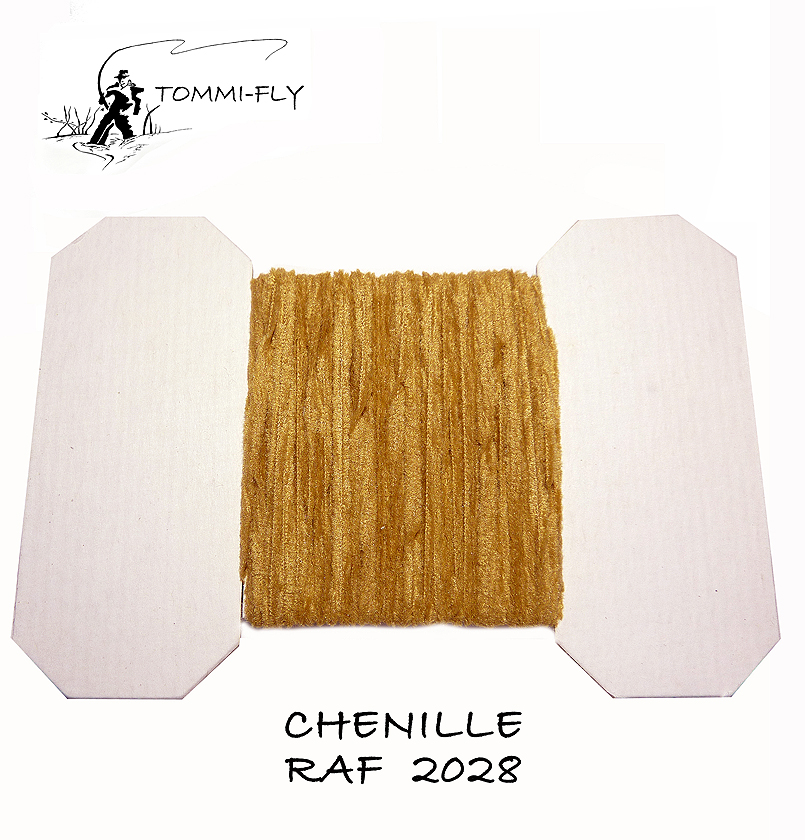 RAF CHENILLE - Beer Gold