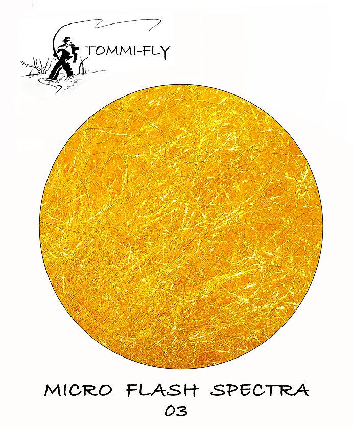 MICROFLASH SPECTRA DUBBING - Fluo Orange