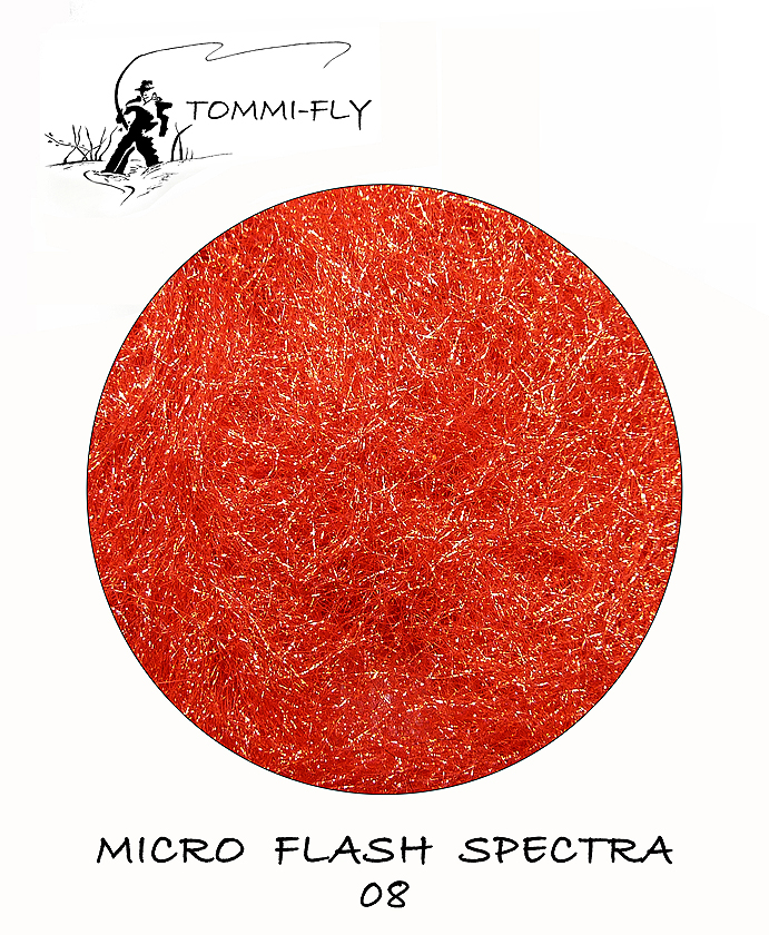 MICROFLASH SPECTRA DUBBING - Red