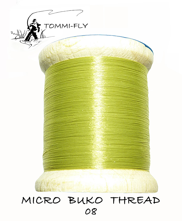 MICRO BUKO THREAD - Olive