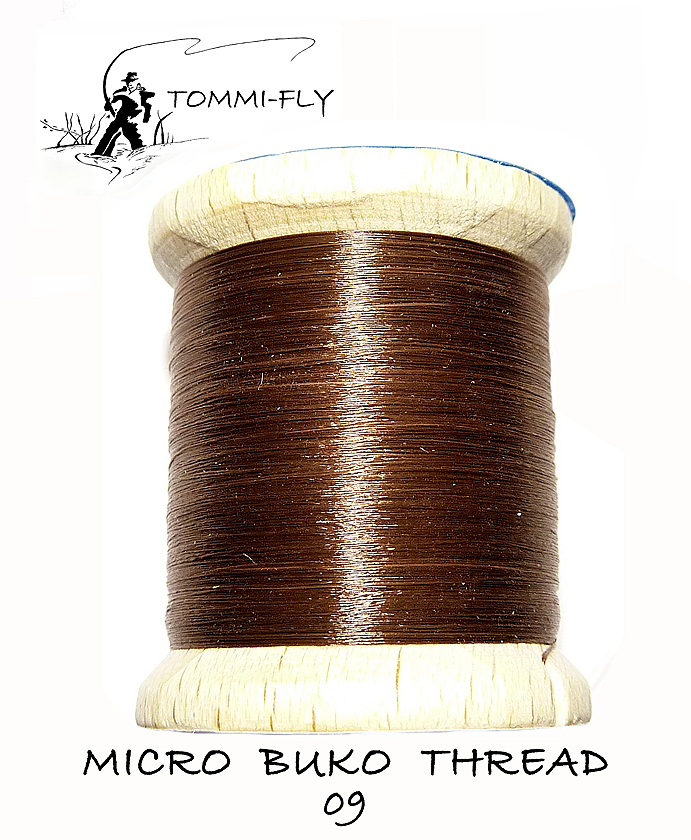 MICRO BUKO THREAD - Dark Brown