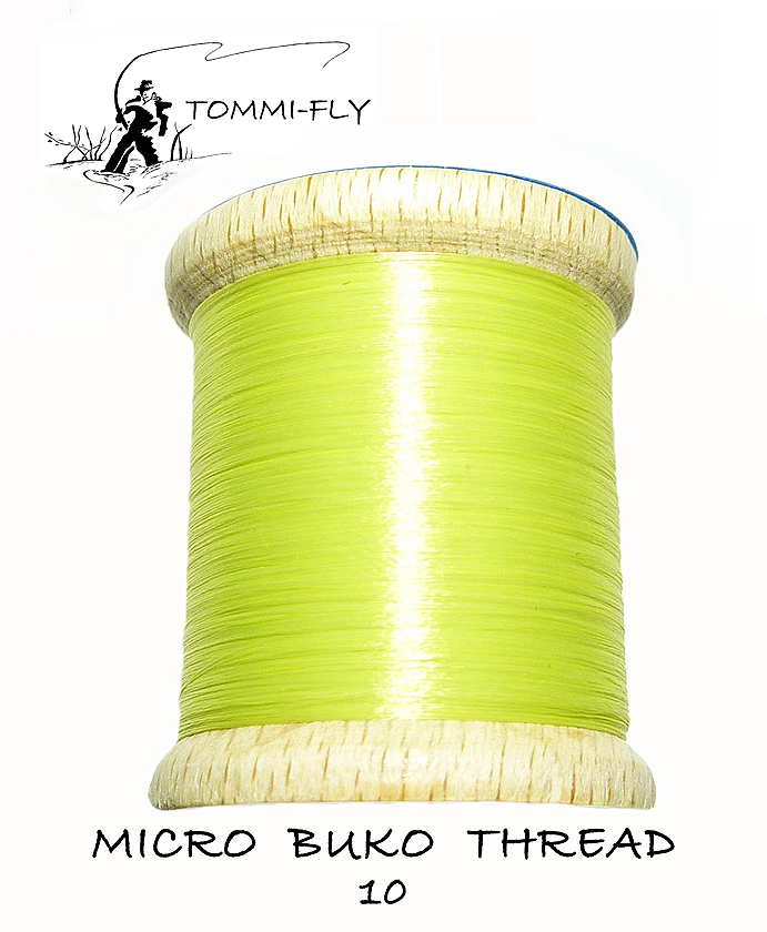 MICRO BUKO THREAD - Light Green
