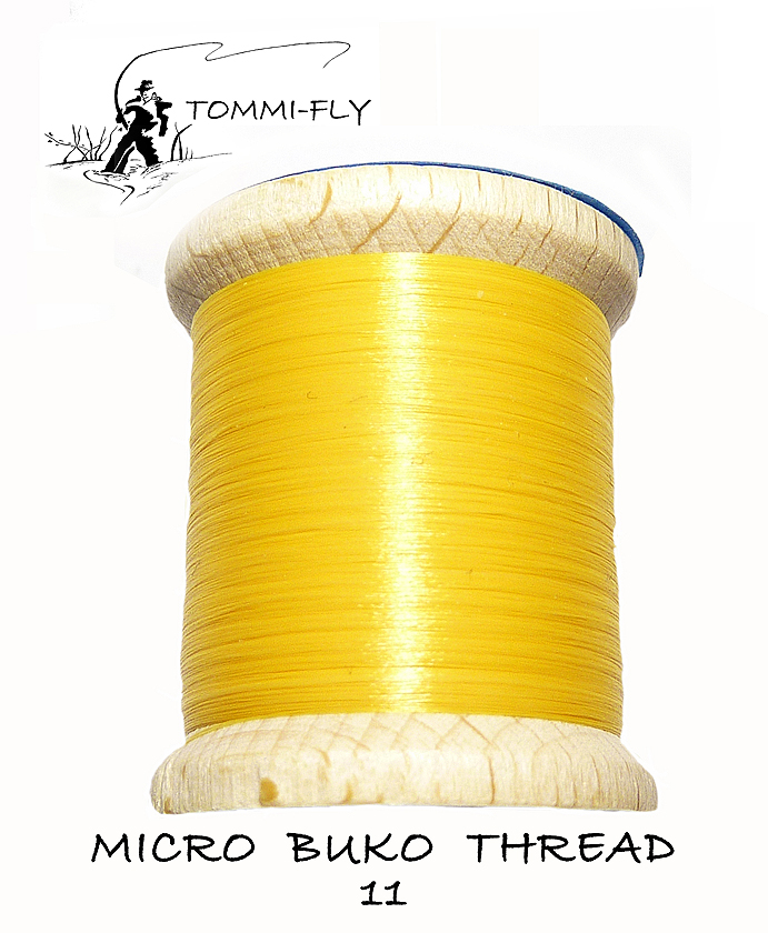 MICRO BUKO THREAD - Ocher