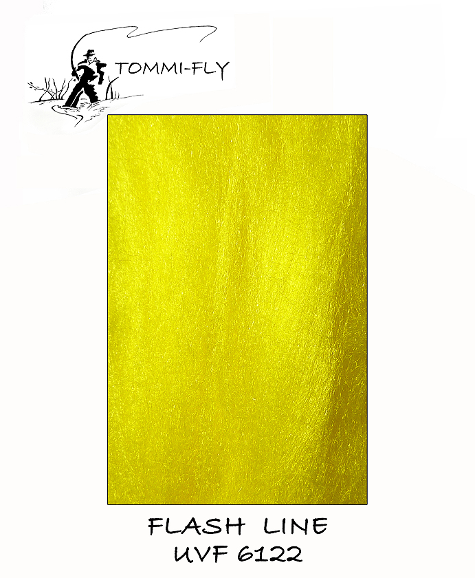 FLASH LINE UVF - Yellow