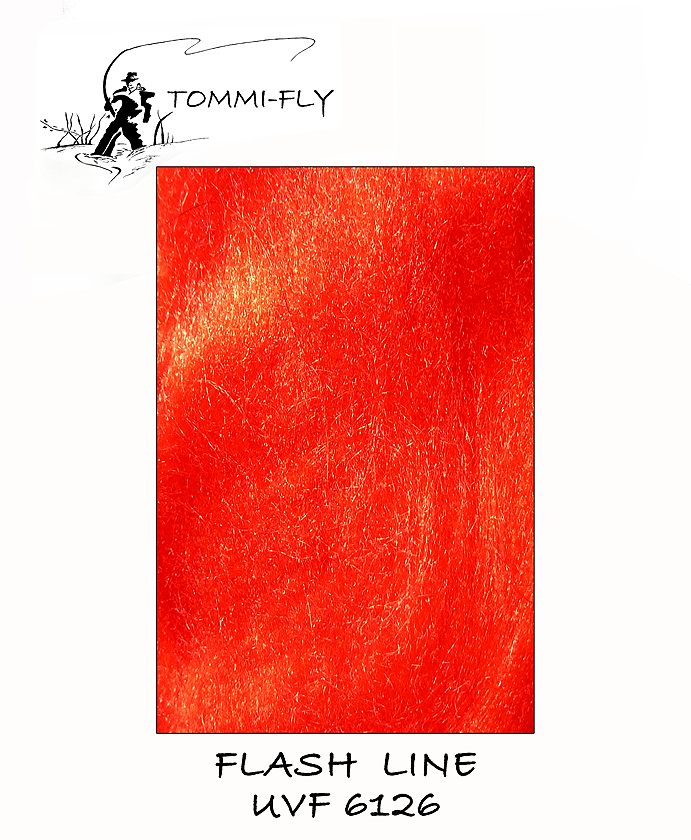 FLASH LINE UVF - Red