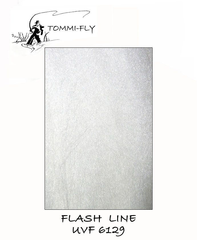 FLASH LINE UVF - White