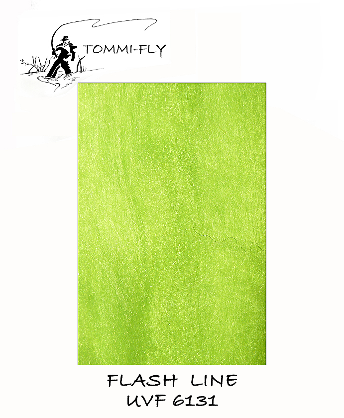 FLASH LINE UVF - Fluo Green