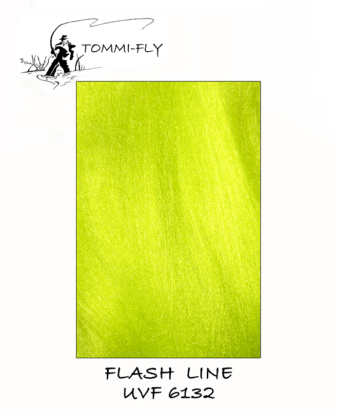 FLASH LINE UVF - Yellow Green