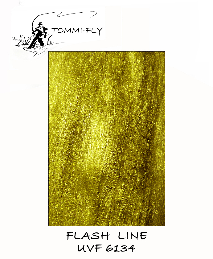 FLASH LINE UVF - Gold Olive