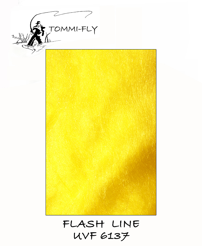 FLASH LINE UVF - Canary yellow