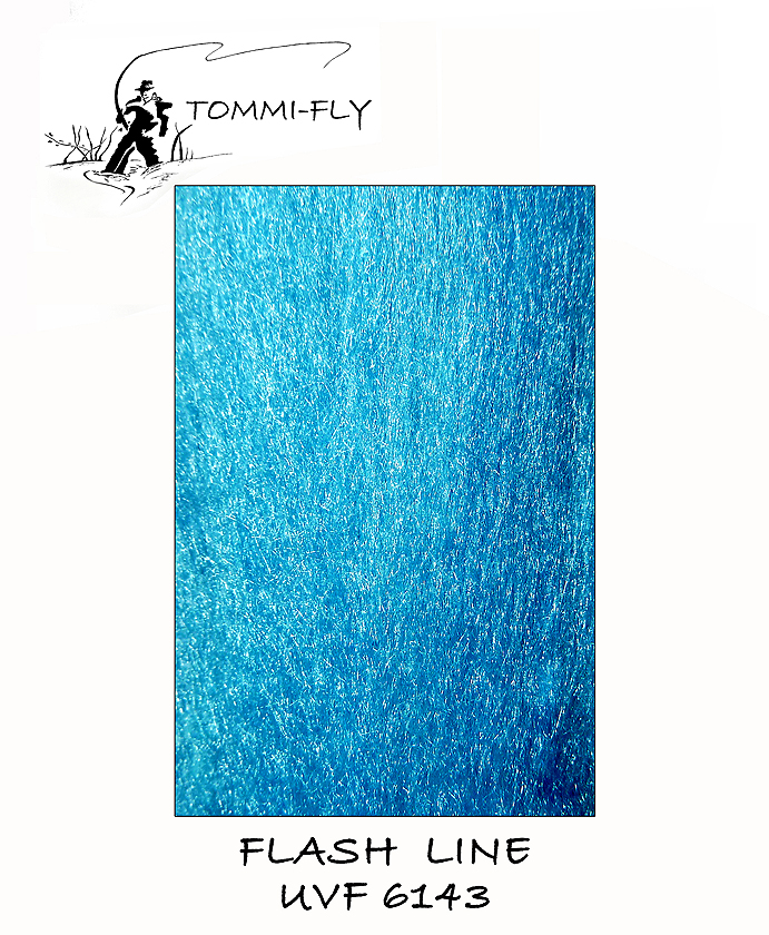FLASH LINE UVF - Blue