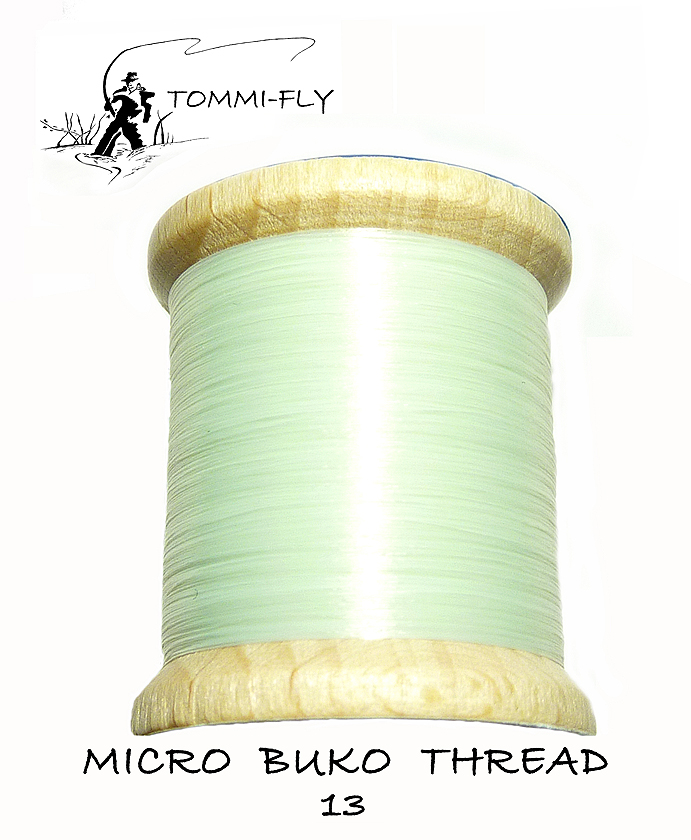 MICRO BUKO THREAD - Light Blue