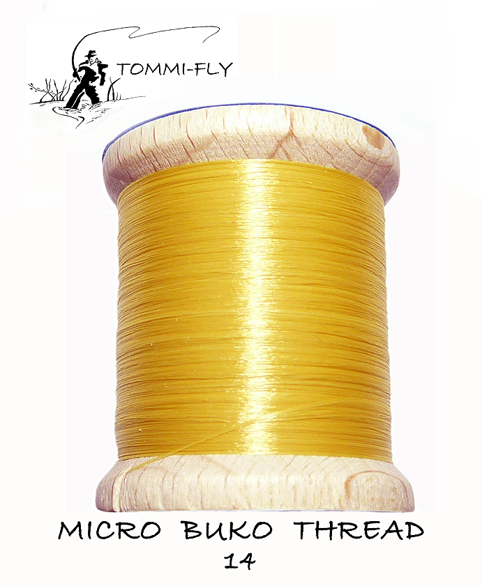 MICRO BUKO THREAD - Gold