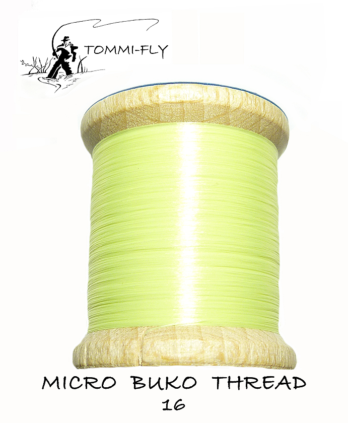 MICRO BUKO THREAD - Pastel Yellow