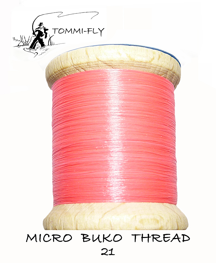 MICRO BUKO THREAD - Pink