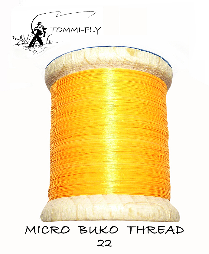 MICRO BUKO THREAD - Orange