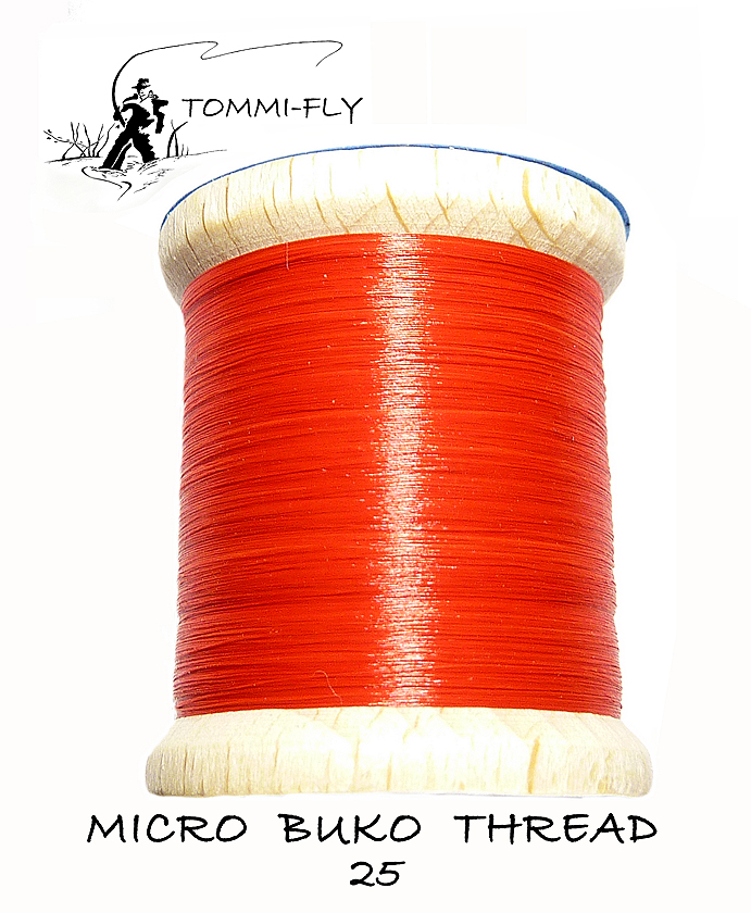 MICRO BUKO THREAD - Red