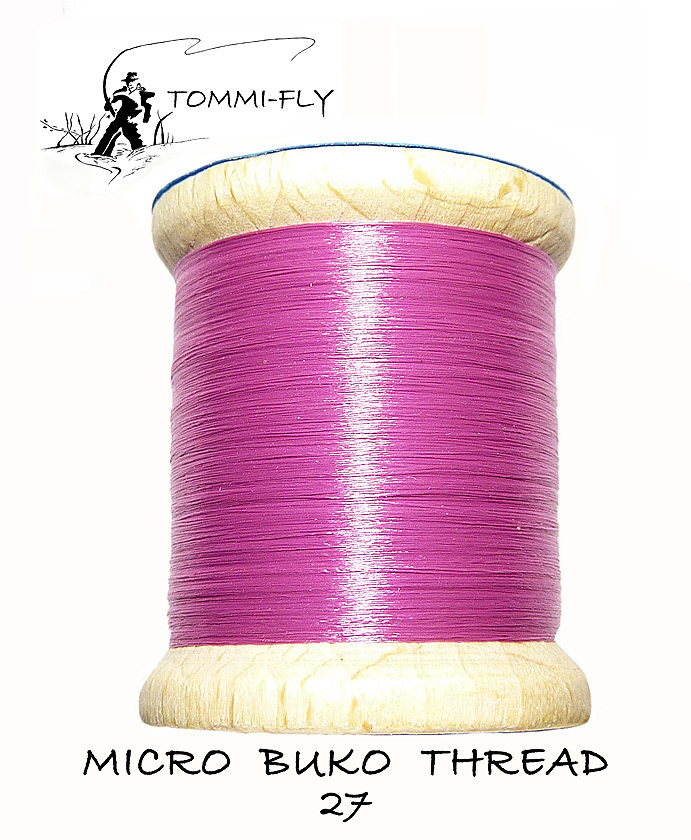 MICRO BUKO THREAD - Purple
