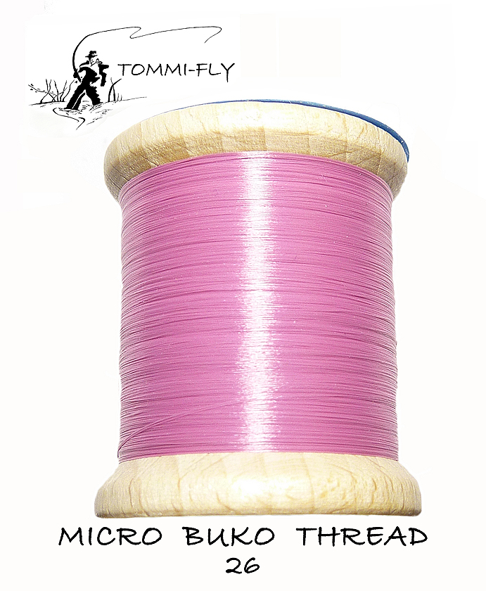 MICRO BUKO THREAD - Blue Lila
