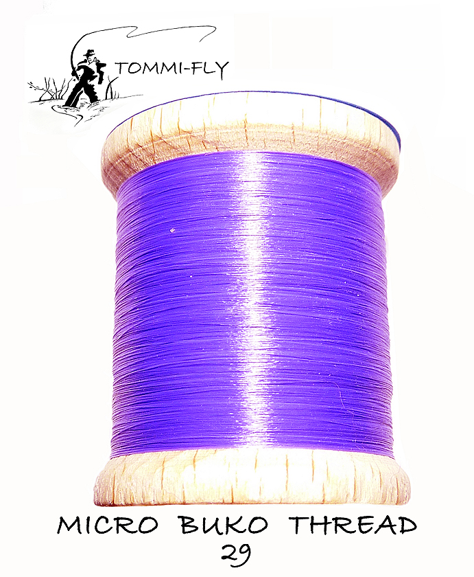 MICRO BUKO THREAD - Ultramarine