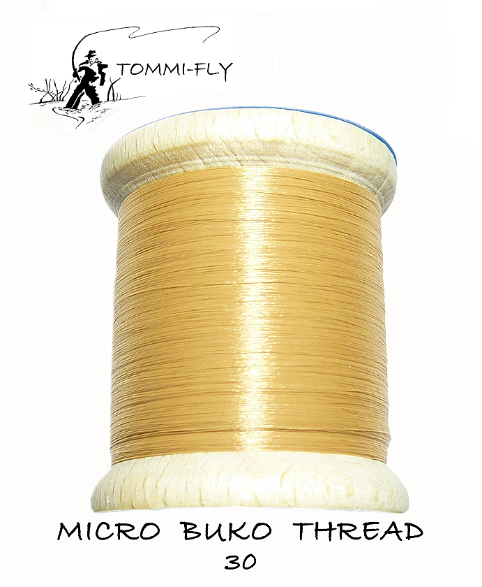 MICRO BUKO THREAD - Beige Brown