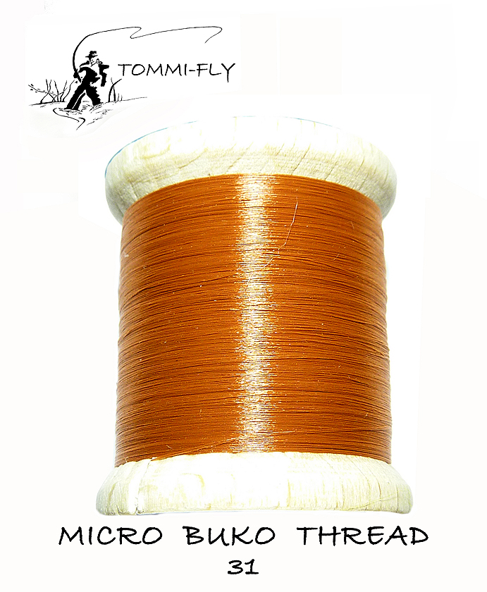 MICRO BUKO THREAD - Copper